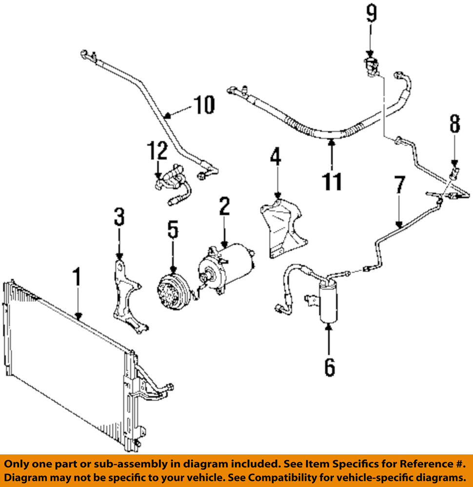 Sl1 Saturn Wiring Diagram Will Be A Thing 2002 Gm Oem 91 02 Sl2 Air Conditioner Pressure Cut Off 1995