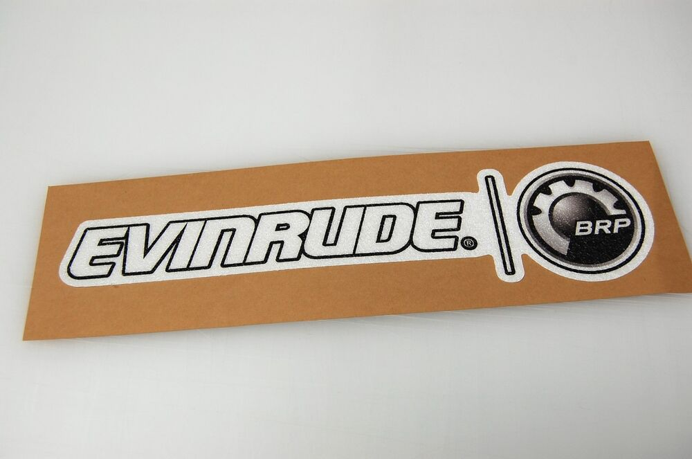 Evinrude Bass Boat Carpet Graphic Multiple Sizes