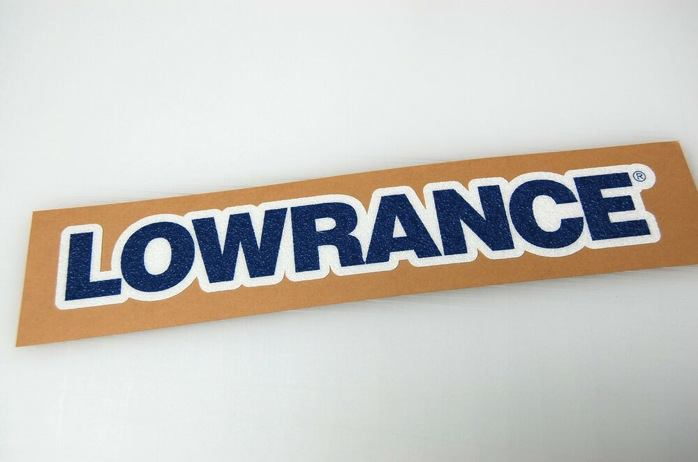 Lowrance Bass Boat Carpet Graphic Multiple Sizes