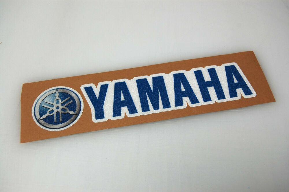 Yamaha bass boat carpet graphic multiple sizes decal for Yamaha boat decals graphics