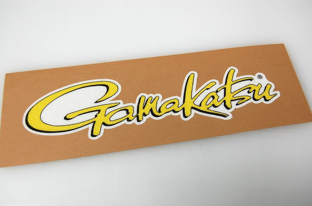 Gamakatsu Bass Boat Carpet Graphic Multiple Sizes