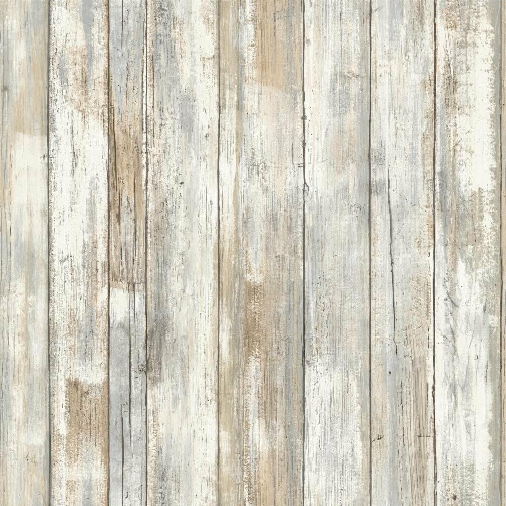 Rmk9050wp distressed wood peel and stick wallpaper free - Best peel and stick wallpaper ...