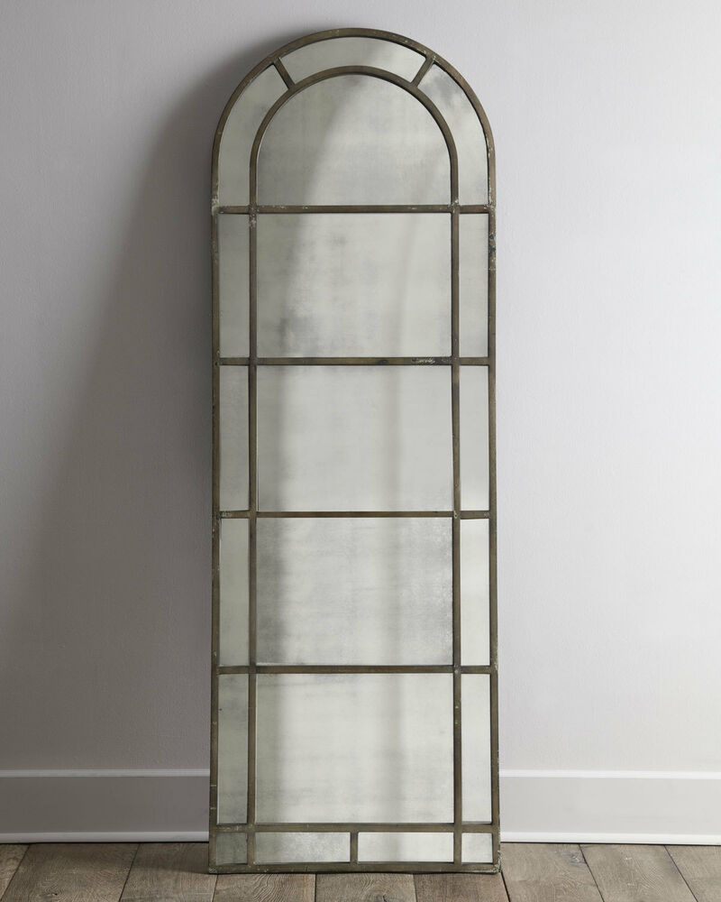 Horchow Arched Mirror Gorgeous Restoration French