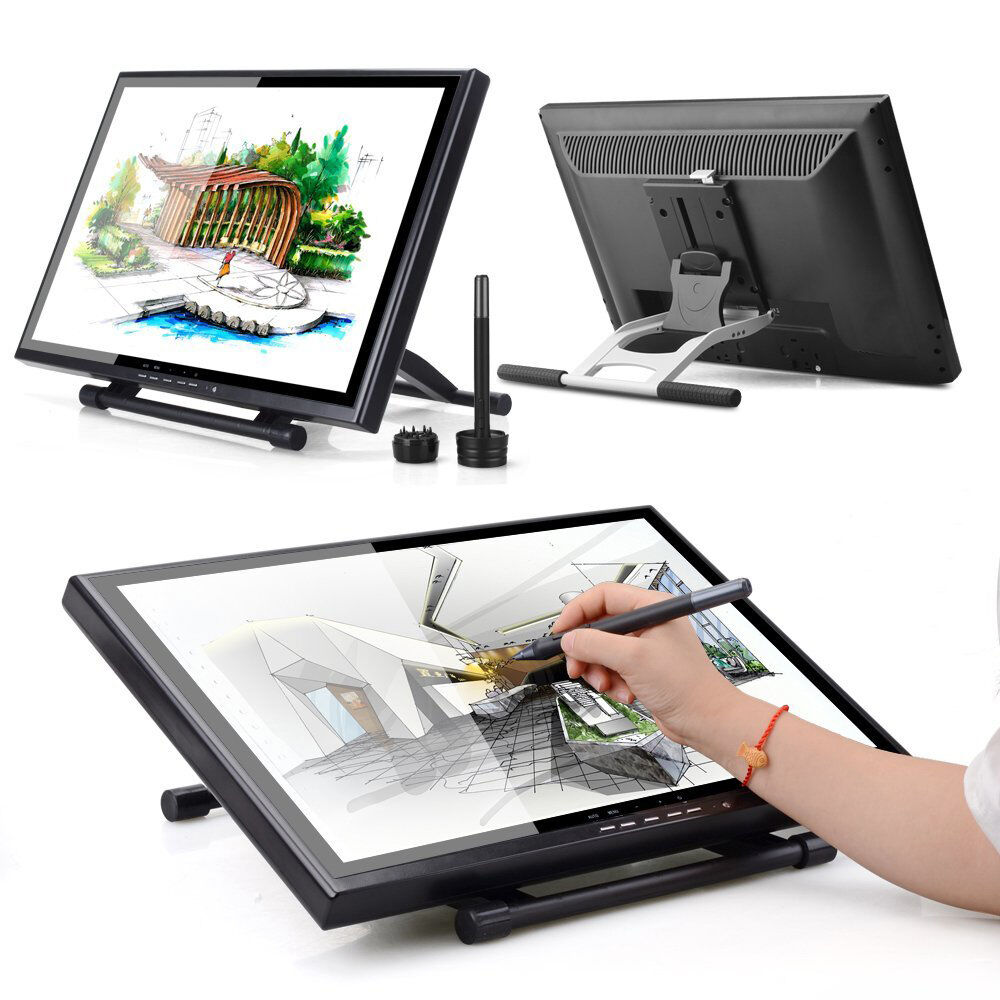 UGEE-1910B Graphic Drawing Monitor with 2 Stylus