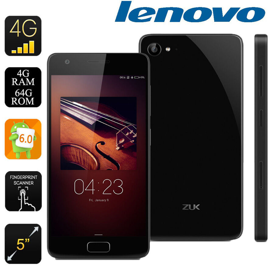 original lenovo zuk z2 snapdragon 820 4gb ram 64gb rom smartphone 5 0 android 6 ebay. Black Bedroom Furniture Sets. Home Design Ideas