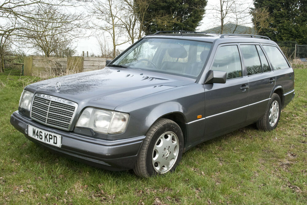 mercedes benz w124 s124 estate e320 auto breaking for