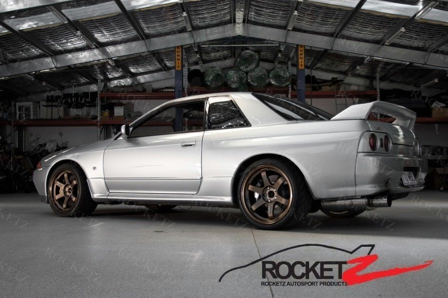 89-93 Skyline R32 GTR OE Factory Style Rear Fender Panels ...