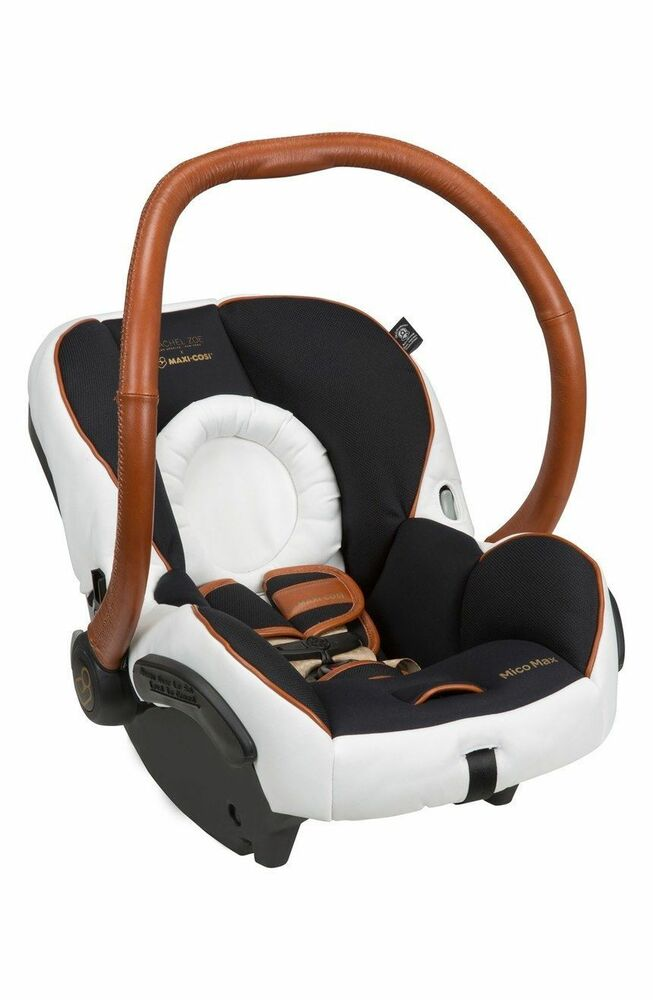 maxi cosi mico max 30 rachel zoe jet set special edition infant car seat ebay. Black Bedroom Furniture Sets. Home Design Ideas