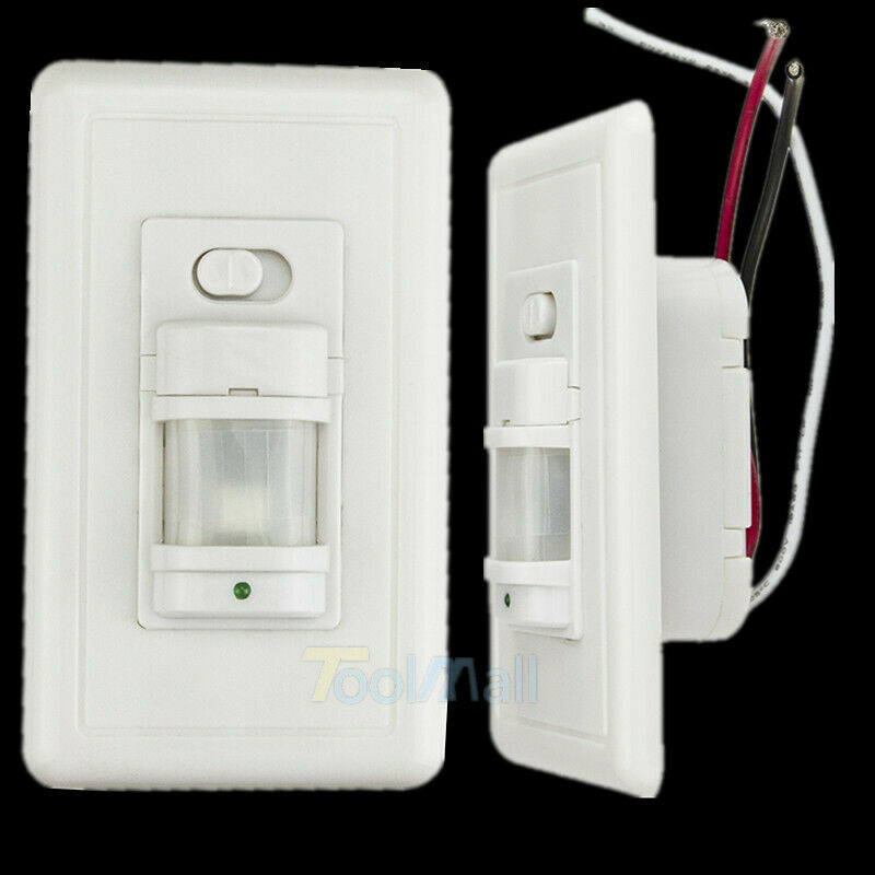 Motion Sensor Light Switch Wiring Diagram Motion Detector Sensor