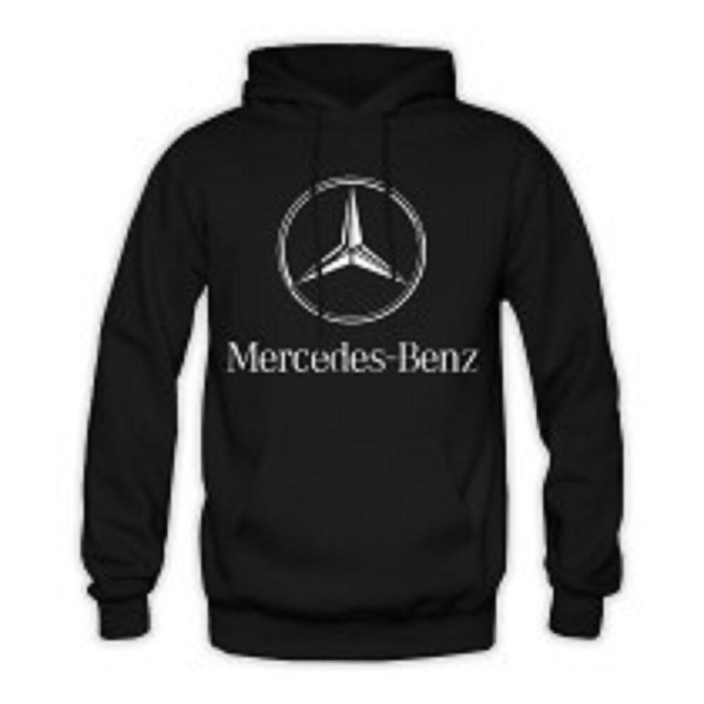 Mercedes benz hoodie ebay for Mercedes benz clothes and accessories