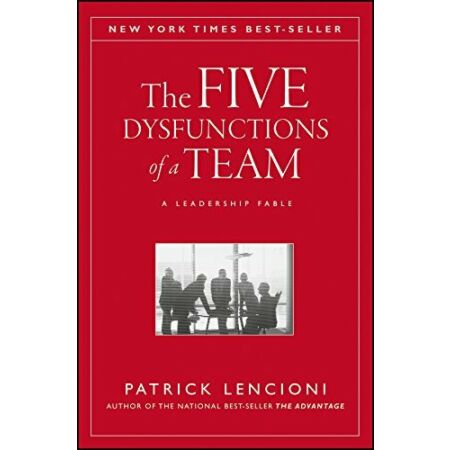 img-The Five Dysfunctions of a Team: A Leadershi... by Lencioni, Patrick M. Hardback