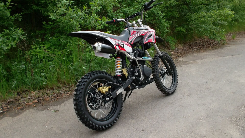 dirt bike 150 ccm cross vollcross pit 250cc 200 125 enduro. Black Bedroom Furniture Sets. Home Design Ideas