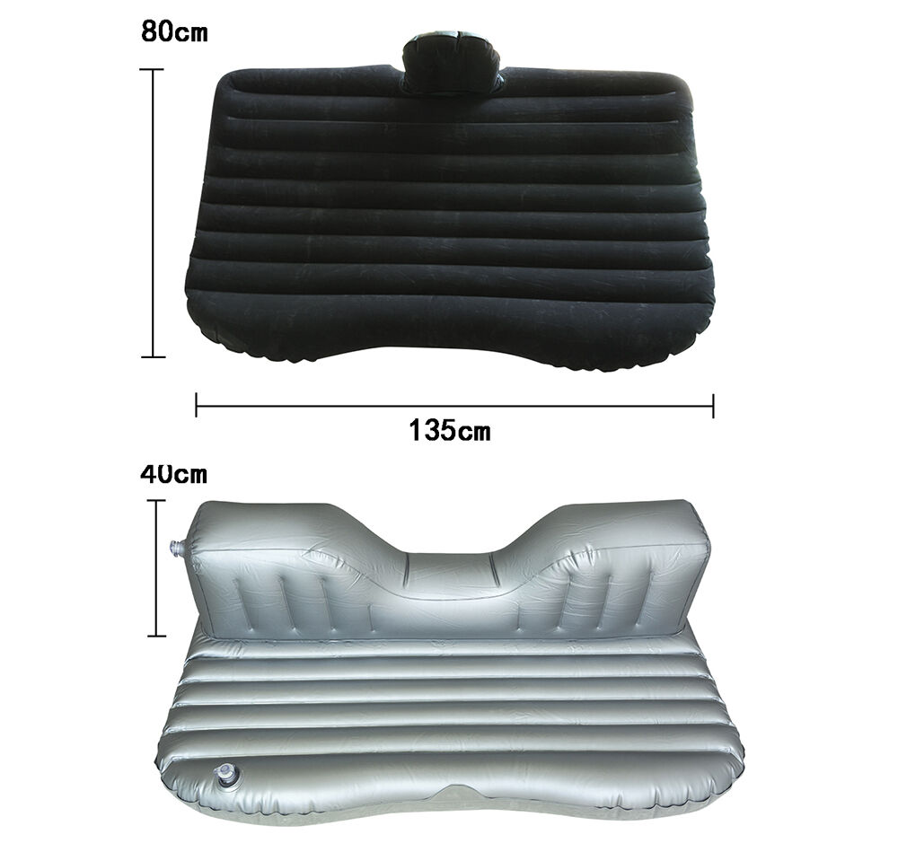 Car Back Seat Travel Inflatable Bed Air Bed Outdoor