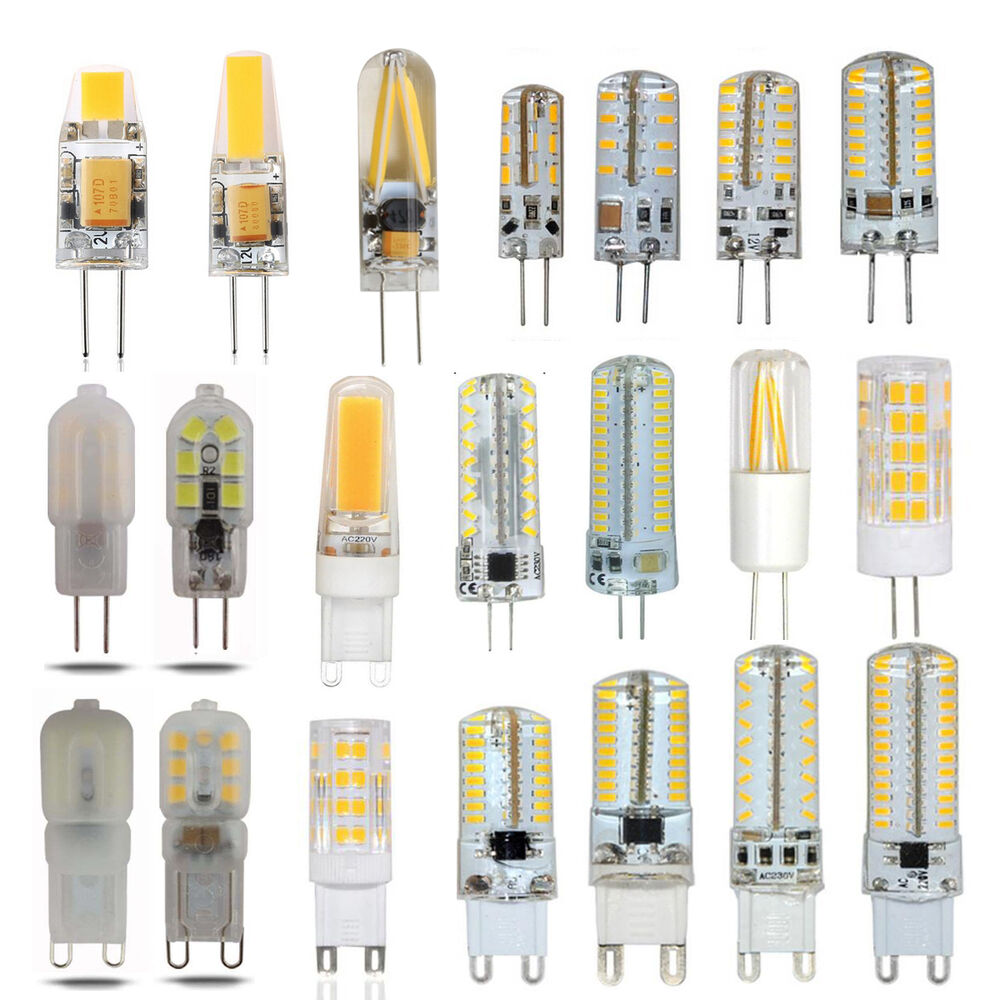 g4 g9 led bulb ac dc12v 110v 220v dimmable warm cool white led replace halogen ebay. Black Bedroom Furniture Sets. Home Design Ideas
