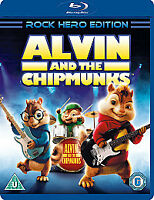 Alvin And The Chipmunks (Blu-ray, 2009)