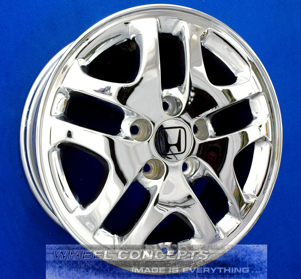 Honda Accord 16 Inch Chrome Wheel Exchange 16 Quot Rims 63823