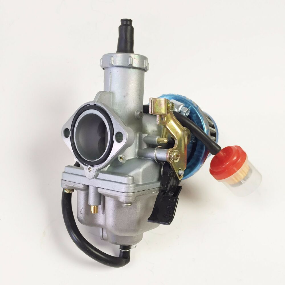Dirt Bike Carburetor Parts : Pz mm carb carburetor w air filter cc