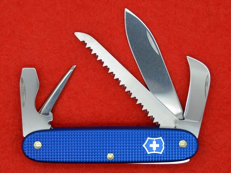Swiss Army Knife Victorinox Pioneer Harvester Sigmaform