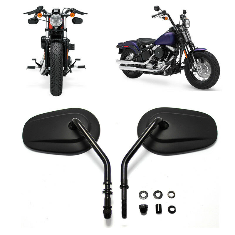 Harley Touring Rear View