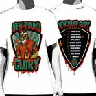 NEW FOUND GLORY - Football:T-shirt - NEW - SMALL ONLY