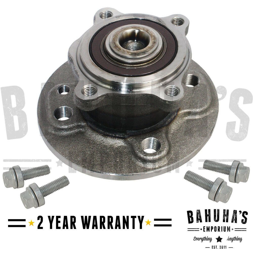 15 Fitment On An R52 2008 Mini Cooper S Convertible: REAR WHEEL BEARING & HUB FIT FOR A BMW MINI ONE/WORKS R52