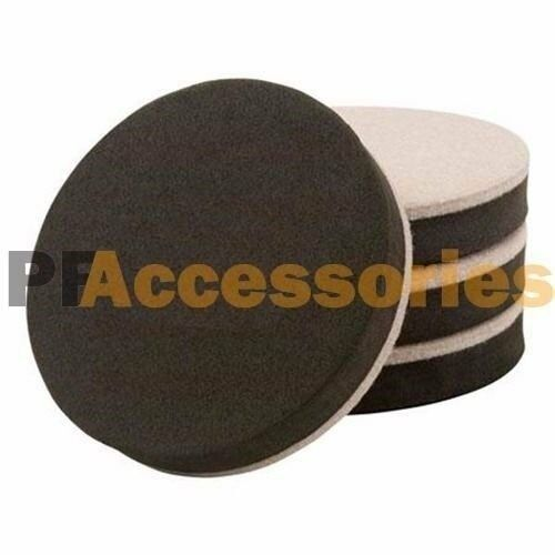 4 Pcs Soft Furniture Slider Pads Floor Protector For Hard