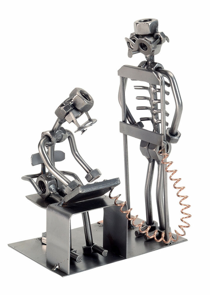 H Amp K Sculptures Radiologist Nuts And Bolts Sculpture Ebay