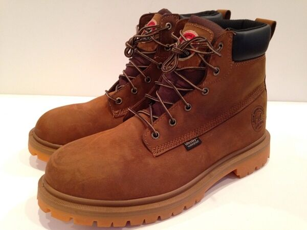 Brand New Red Wing Irish Setter 83613 Men S Tan Hopkins