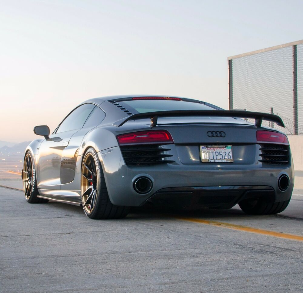 "Audi R8 - Signature Forged Wheels SV302 20"" inch 20x9 20x12 
