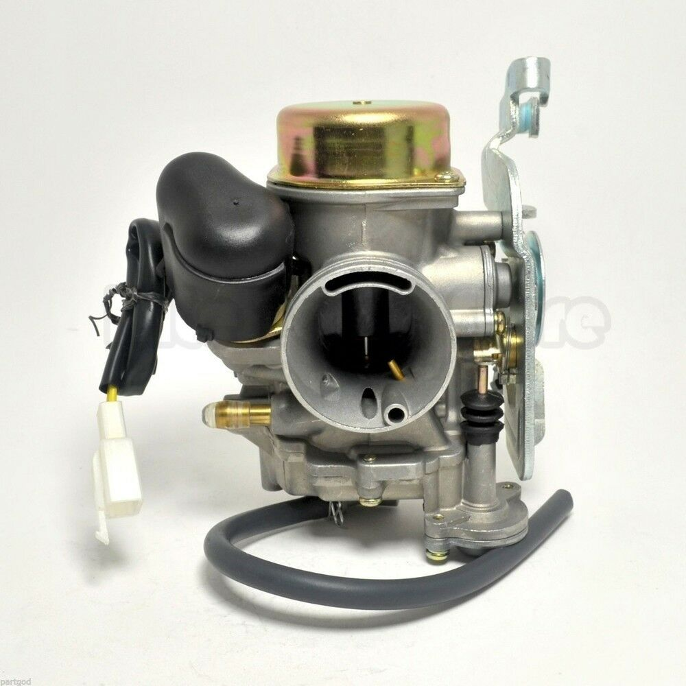 carburetor for manco talon linhai bighorn atv utv 260cc