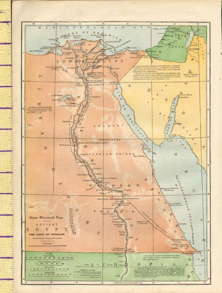 Ideas Map Of Libyan Desert In Ancient Egypt On - Map of egypt libyan desert