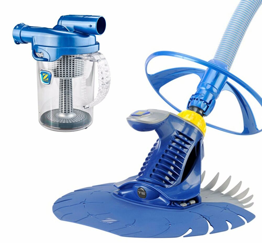 Zodiac T5 Duo Suction Side In Ground Swimming Pool Cleaner