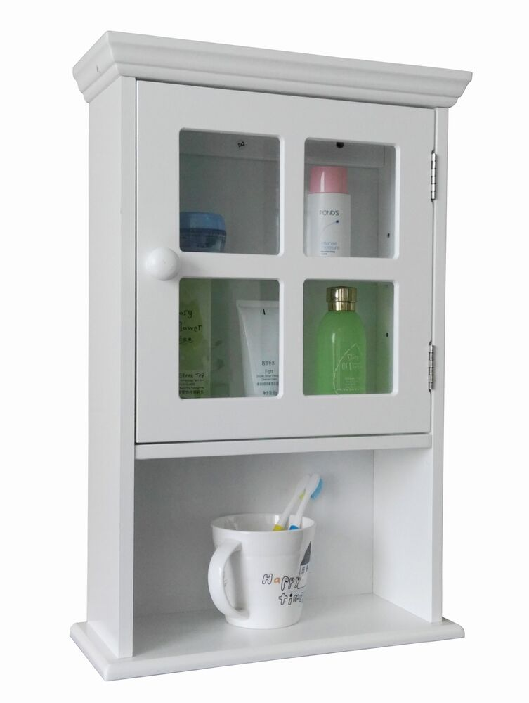 Wall cupboard bathroom cabinet medicine cabinet bathroom for Bathroom cabinets ebay australia