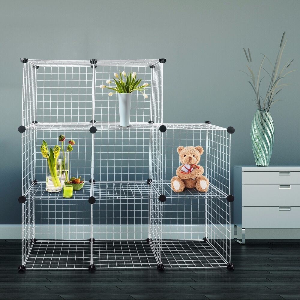 Storage Cube Cage - Listitdallas