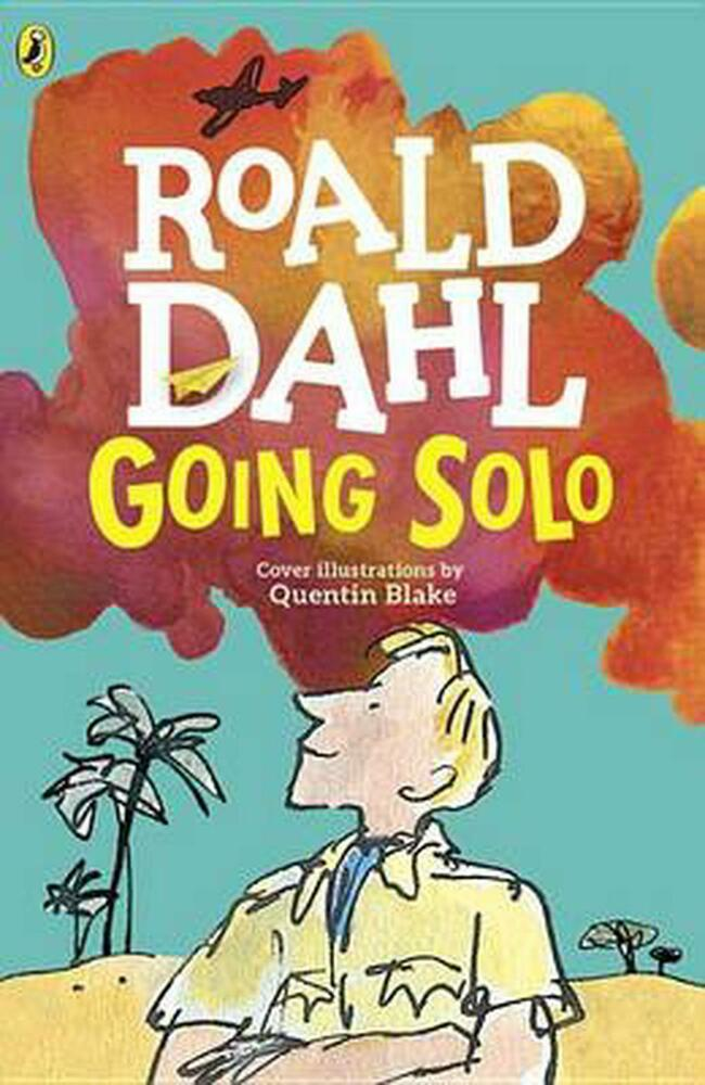 roald dahl goin solo book summary Going solo with roald dahl: life rewritten through memory jeannine huenemann focuses on going solo, the second of these two books which explores dahl's three-year.