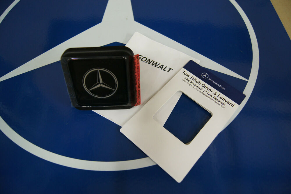 mercedes benz hitch cover plug genuine gl320 gl350 gl450