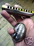 ROBO-HOBO  Harmonica Harp Microphone Mic *  *VIDEO LISTING *Get that blues tone!