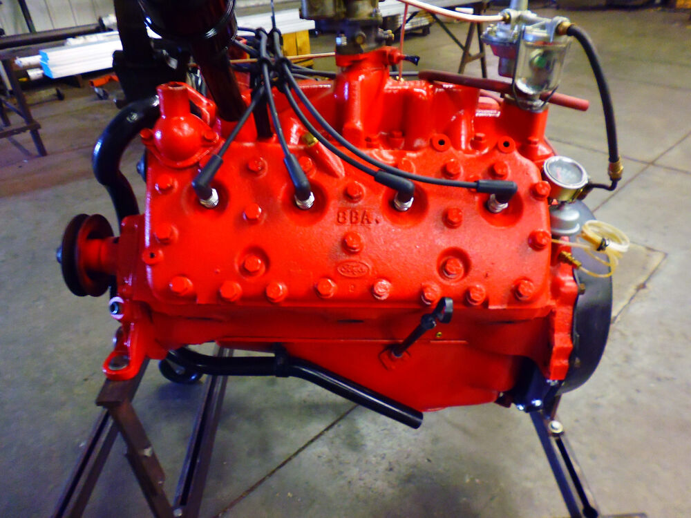 Ford flathead engine 8ba also 221 ci for sale rebuilt for Used ford motors sale