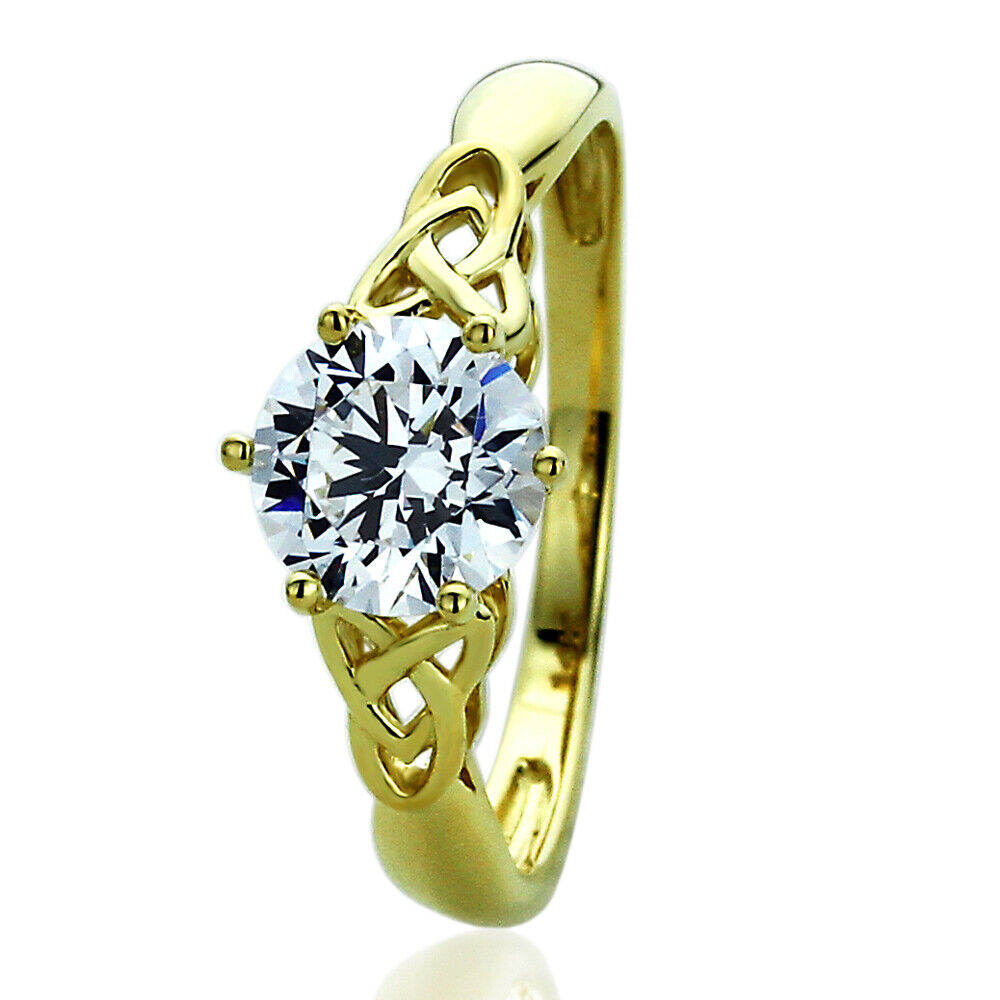 Wedding Rings Yellow Gold K
