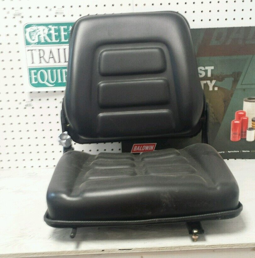 Universal Farm Tractor Seats : Kioti dk series universal tractor seat with a few silght