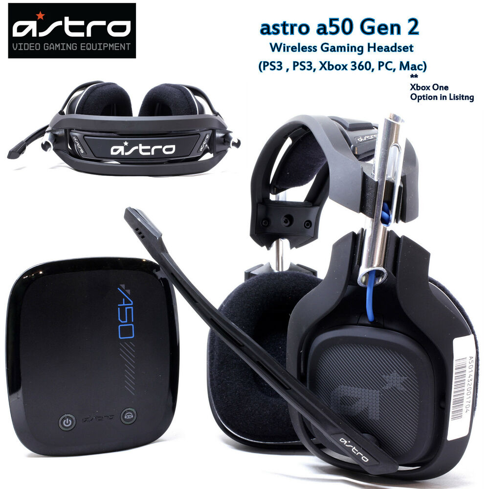 astro a50 pc hookup The astro a50 has a normal 3,5mm audio jack on the backside of the little the xbox chat is a seperate connection on the headset itsself.