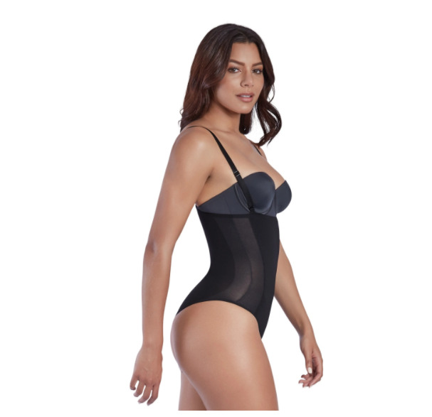 35c915b240237 Details about THERMAL BODY SHAPER THONG PANTY MID-COMPRESSION FAJA TERMICA  COCOON COLOMBIANA