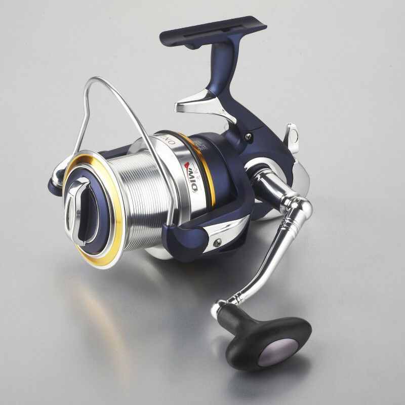 10bb large size long shot spinning fishing reel saltwater for Ebay fishing reels