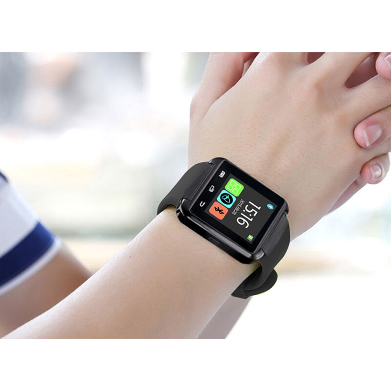 iphone wrist watch bluetooth smart wrist phone mate for ios android 12507