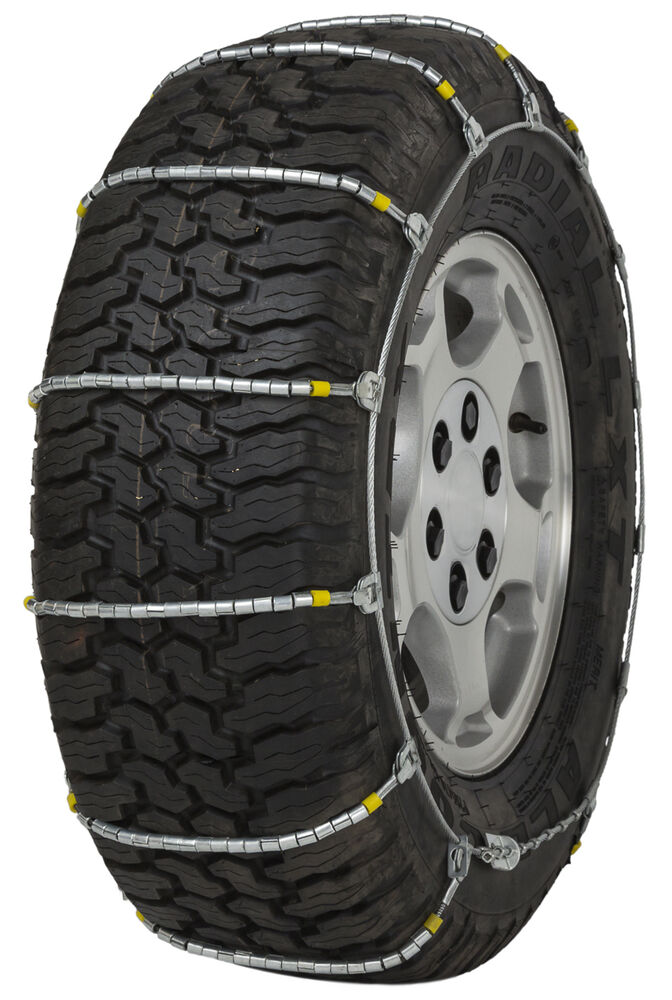 245 50 20 245 50r20 cobra jr cable tire chains snow traction suv light truck ice ebay. Black Bedroom Furniture Sets. Home Design Ideas