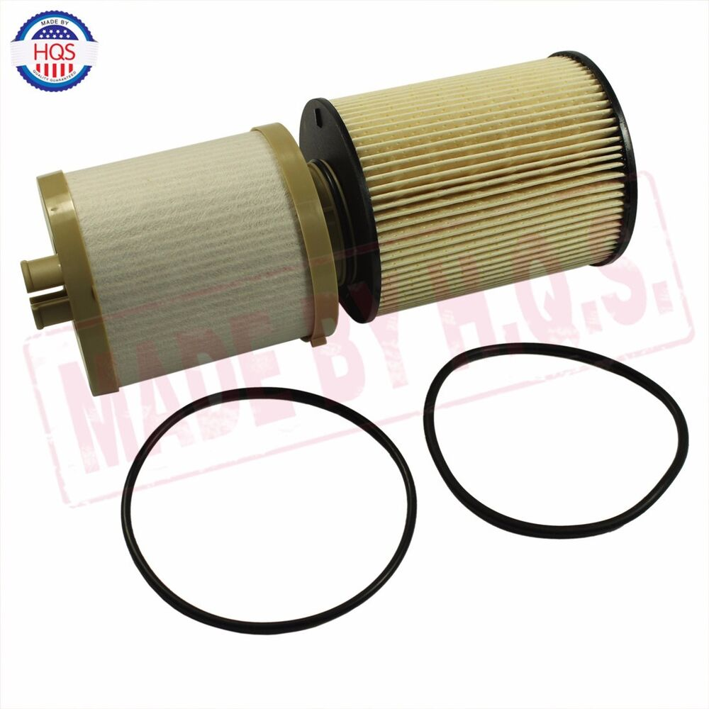 Ford F350 Diesel Fuel Filter Real Wiring Diagram 2002 Jeep Wrangler Location Fd4617 For 08 10 F450 Super Duty 6 4 2006 2005