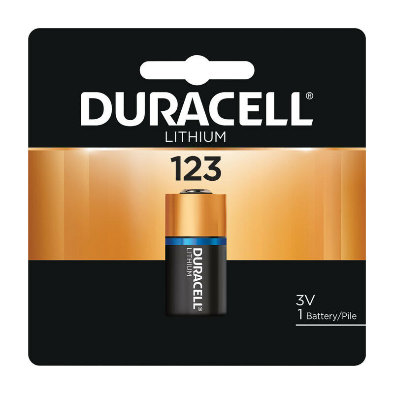new duracell 3 volt lithium photo camera battery 123. Black Bedroom Furniture Sets. Home Design Ideas
