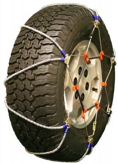 volt lt cable tire chains snow traction suv light truck ice ebay