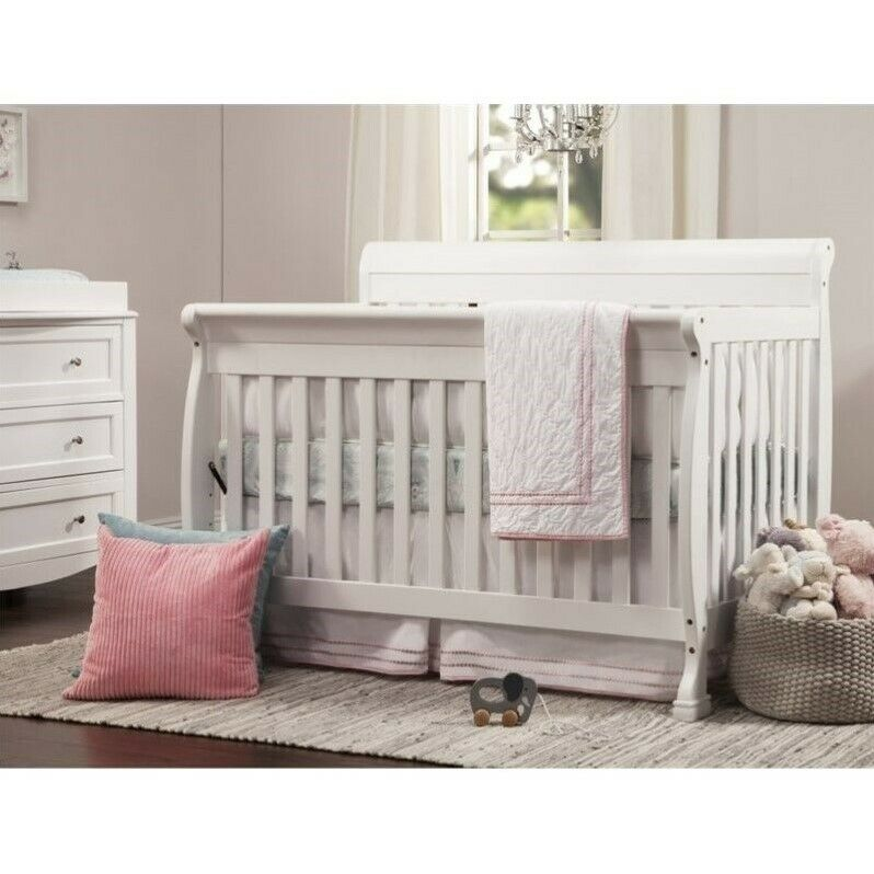 Davinci Kalani 4 In 1 Convertible Wood Baby Crib With