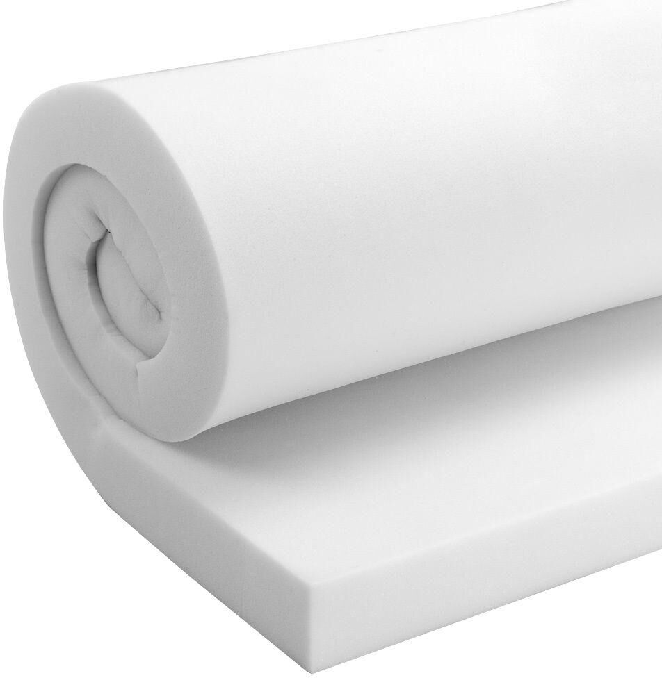 """3 """" Thick Furniture Pad Upholstery Craft Polyurethane Foam"""